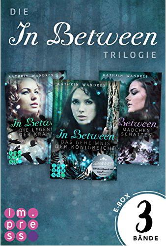 In Between - E-Box - Alle Bände der Reihe