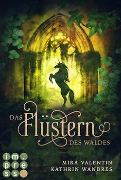 """Cover """"Das Flüstern des Waldes"""""""