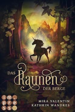 """Cover """"Das Raunen der Berge"""""""