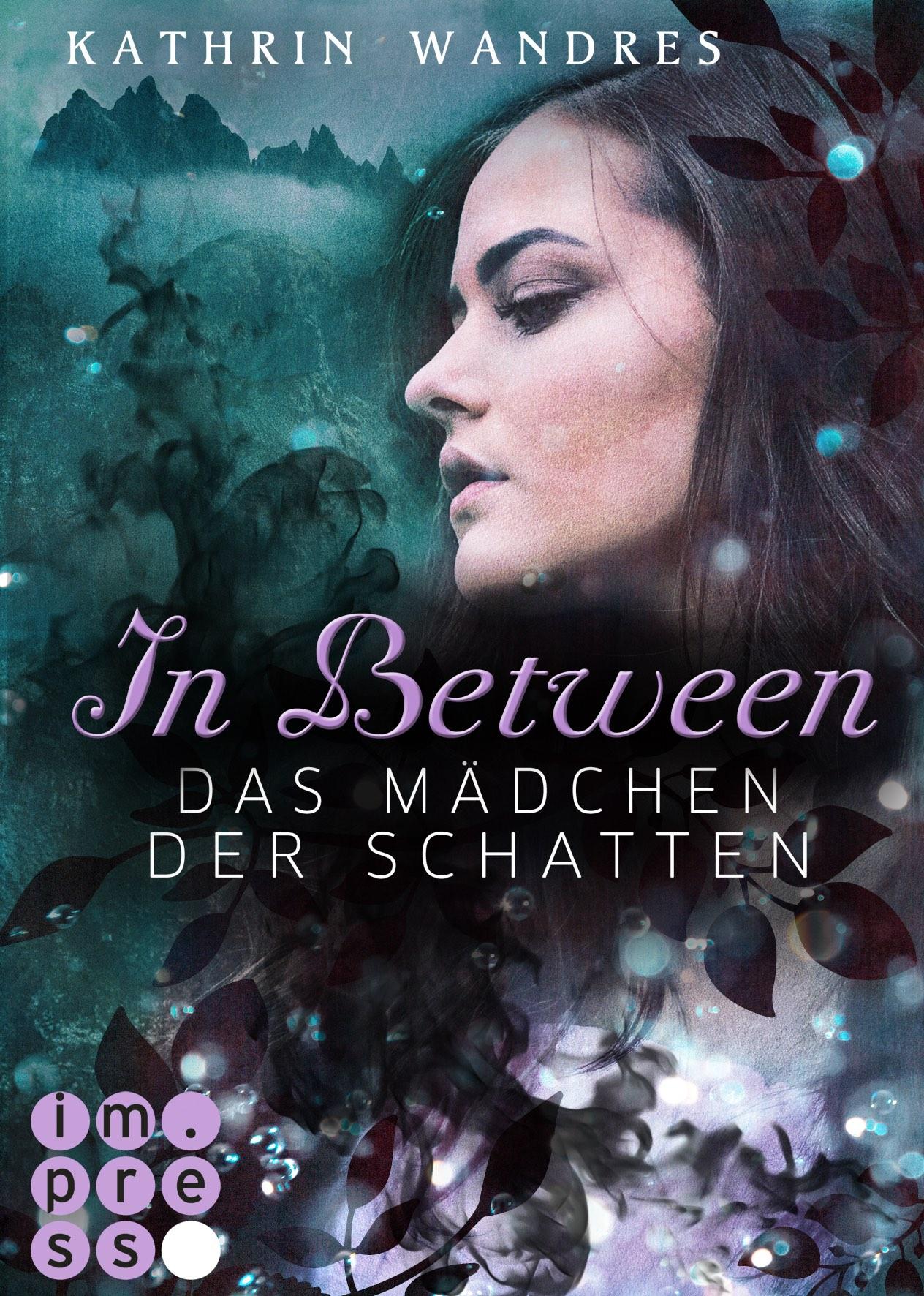 """Cover """"In Between - Das Mädchen der Schatten"""""""